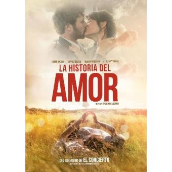 La historia del amor - DVD