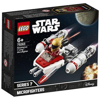 LEGO Star Wars TM 75263 Microfighter: Ala-Y de la Resistencia