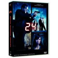 24 - Temporada 7 - DVD