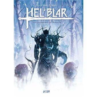 Hel'Blar 1 Los cazadores de Drauga