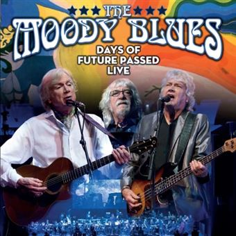 The Moody Blues Days Of Future Passed Live - Blu-Ray