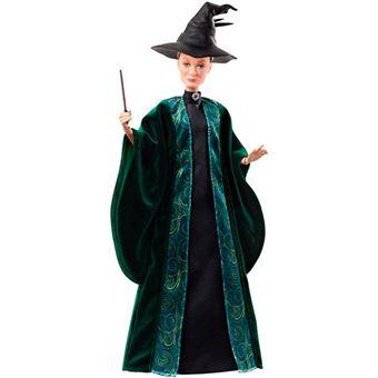 Muñeca Mattel FYM55 - Harry Potter Profesora McGonagall