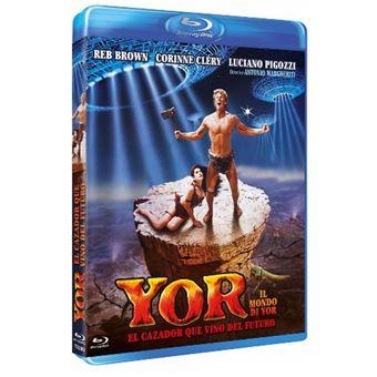 Yor, el Cazador que Vino del Futuro - Blu-Ray