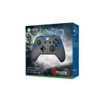 Mando Wireless Edición Limitada Gears of War 4 Azul Xbox One