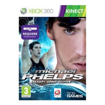 Michael Phelps Kinect Xbox 360