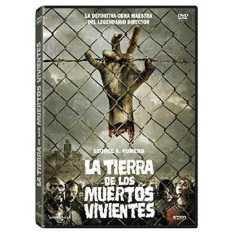 La tierra de los muertos vivientes - DVD
