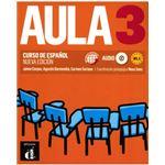 Aula 3 Nueva edición (B1.1) - Libro del alumno + CD audio