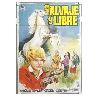 fcf4f5992e96 Salvaje y libre (1969) - DVD -