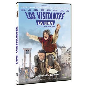 Los visitantes la lían - DVD
