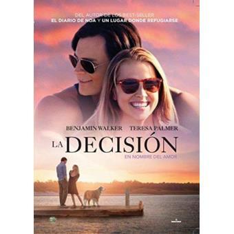 La decisión. En nombre del amor - DVD