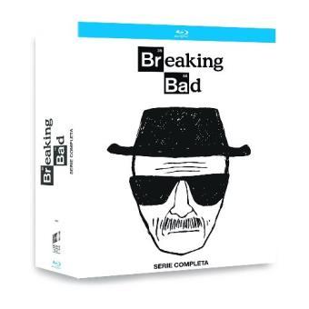 Breaking Bad. La serie completa - Blu-Ray