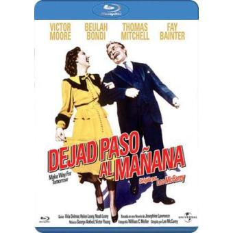 Dejad paso al mañana - Blu-Ray