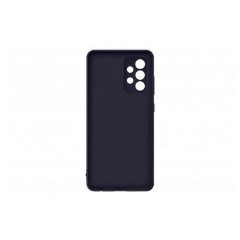 Funda de silicona Samsung Negro para Galaxy A52
