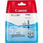 Canon 521 Tinta cian