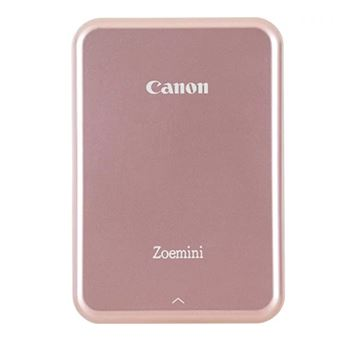 Impresora portátil fotográfica Canon Zoemini Rosa
