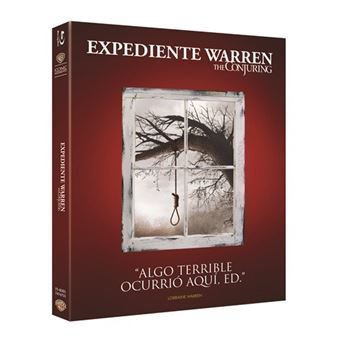 Expediente Warren (The Conjuring) - Ed Iconic - Blu-Ray