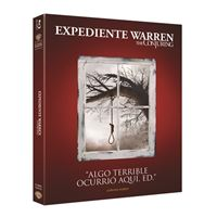 Expediente Warren (The Conjuring)  Ed Iconic - Blu-Ray