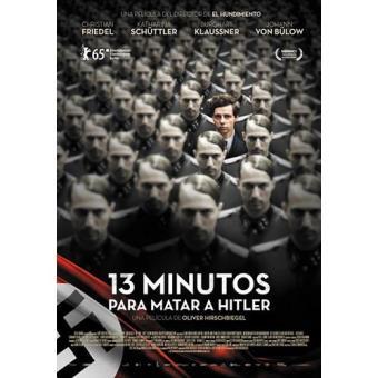 13 minutos para matar a Hitler - Blu-Ray
