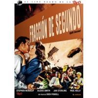 Fracción de segundo - DVD