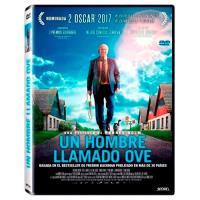 Un hombre llamado Ove - DVD