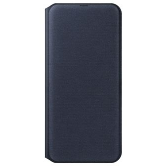 Funda Samsung Wallet Cover Negro para Galaxy A50