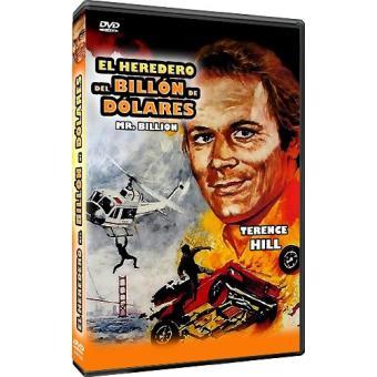 El heredero del billón de dólares - DVD