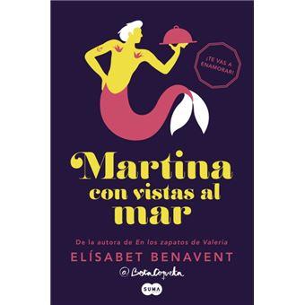 Horizonte Martina: Martina con vistas al mar