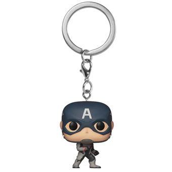 Llavero Funko Marvel Vengadores Endgame - Capitán América