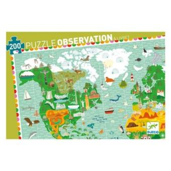 Puzzle Monumentos del mundo