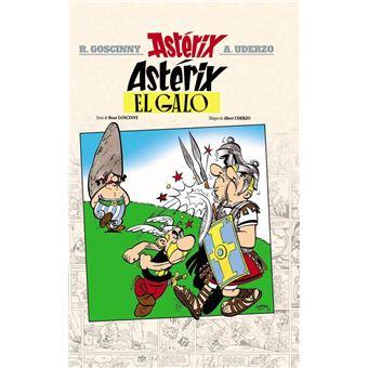 Astérix Nº 1 - Astérix el galo. Edición de lujo