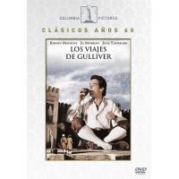 Los viajes de Gulliver - DVD
