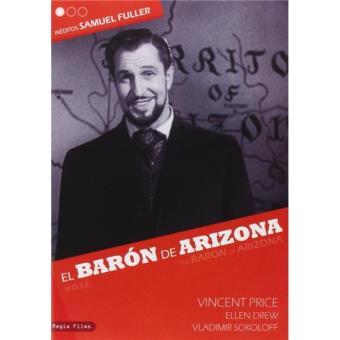El barón de Arizona - DVD