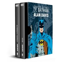 Estuche Grandes autores de Batman: Alan Davis - Mi principio.. y mi probable fin + Año dos