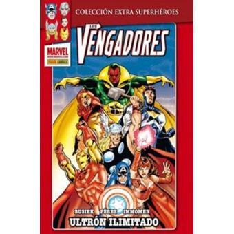 Los Vengadores. Ultron ilimitado