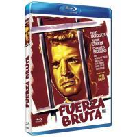 Fuerza bruta (Blu-Ray) - DVD