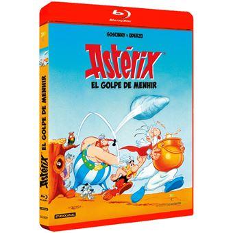 Astérix. El Golpe De Menhir - Blu-Ray
