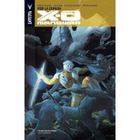 X-0 Manowar 1. Por la espada