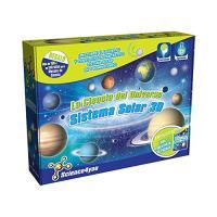 Science4you: La ciencia del Universo. Sistema solar 3D