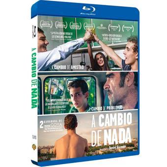 A cambio de nada - Blu-Ray