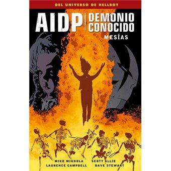 Aidp 33 - Demonio conocido 1 Mesías