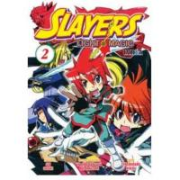 Slayers light magic 2
