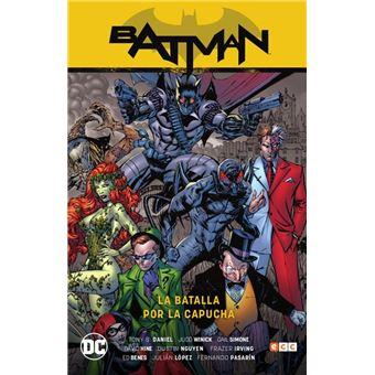 Batman: La batalla por la Capucha vol. 02