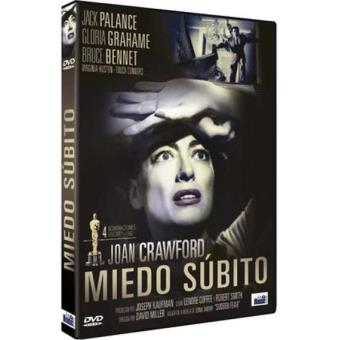 Miedo súbito - DVD