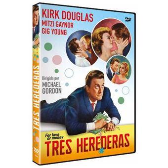 Tres herederas - DVD