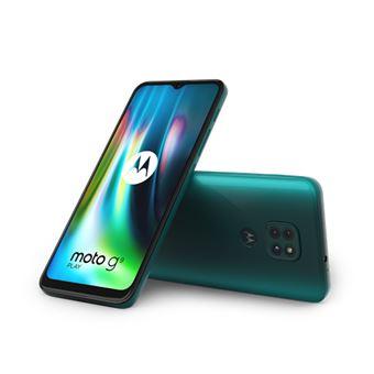 Motorola Moto G9 Play 6,5'' 64GB Verde