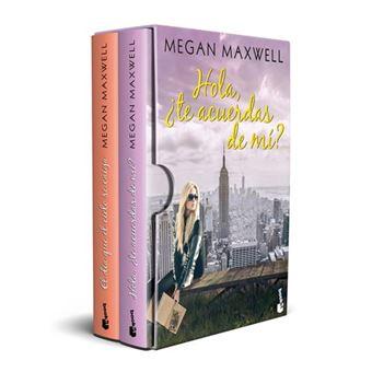 Estuche Megan Maxwell - Románticas Vol 2