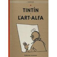 Tintín i l'art alfa