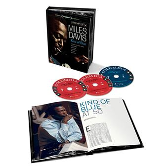 Kind of Blue - Deluxe 50th Anniversary - 2 CD + DVD
