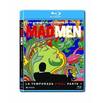 Mad MenMad Men  Temporada 7 - Parte 1 - Blu-Ray