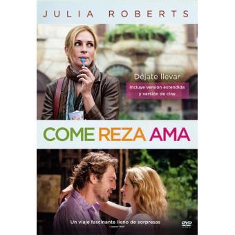 Come, reza, ama - DVD